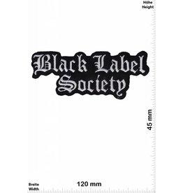 Black Label Society Black Label Society - silber  - BLS