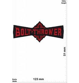 Bolt Thrower Bolt Thrower - rot - UK Death-Metal-Band