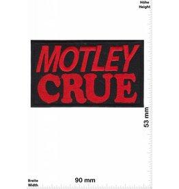 Motley Crue Motley Crue - rot - rot