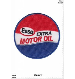 Esso ESSO - Motor Oil Extra  - Racing Team - blaurot