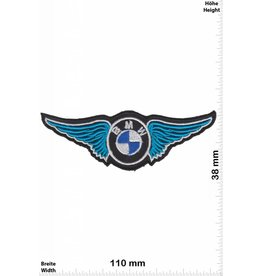 BMW BMW fly - blau- klein