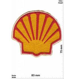 Shell SHELL - rot gelb - BIG - Muschel