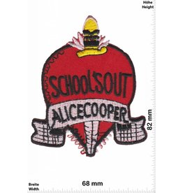 Alice Cooper Alice Cooper - School's Out - silber - Punk