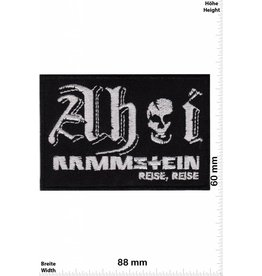 Rammstein Rammstein - Ahoi - Reise Reise - black