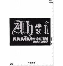 Rammstein Rammstein - Ahoi - Reise Reise - schwarz