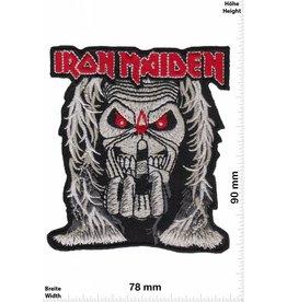 Iron Maiden IRON MAIDEN - 8,5 cm - HQ