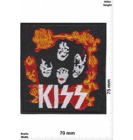 Kiss KISS -  4 heads