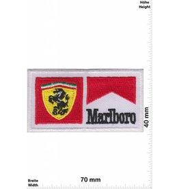 Marlboro Marlboro - Ferrari - weiß - klein -