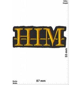Him HIM - gold