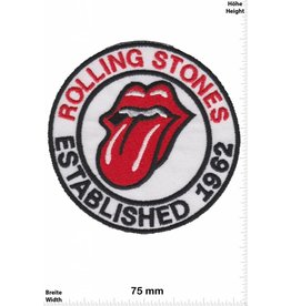 Rolling Stones Rolling Stones - Established 1962  - weiss