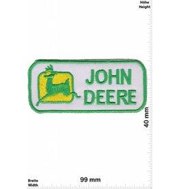 John Deere John Deere - Logo with Font - Tractor
