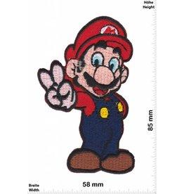 Super Mario Super Mario - Victory - Nintendo Patch
