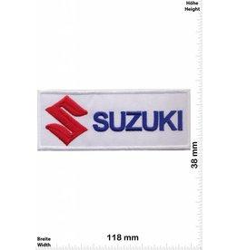 Suzuki Suzuki - long - weiss - rot - weiss - rot -  Motorcycle