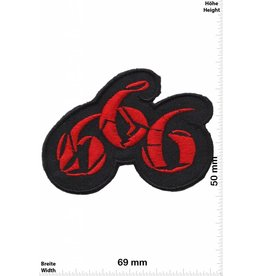 666 666 - red