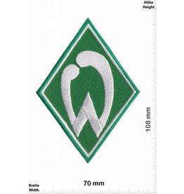 W - Werder Bremen - Weserstadion - Sport-Verein Werder v. 1899 e. V. - Soccer Germany - Soccer Football - Fußball