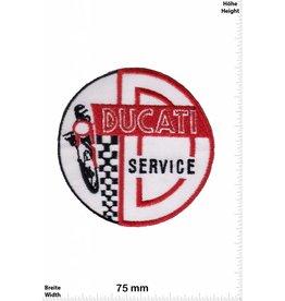 Ducati Ducati Service - rot - rot - Motorcycle - Motorbike -