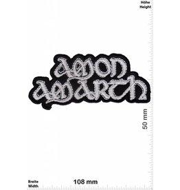 Amon Amarth Amon Amarth - silber Schrift  - Melodic-Death-Metal