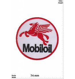 Mobil Mobiloil - Motor Oil  - Racing Team