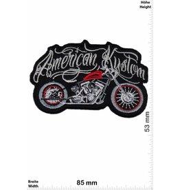 Amercian Kustom Amercian Kustom  - klein