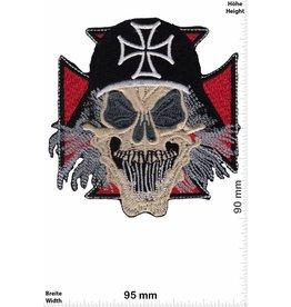 Totekopf  Totenkopf - Helm - Eisernes Kreuz