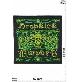 Dropkick Murphys  Dropkick Murphys - Folk-Punk-Band - grün