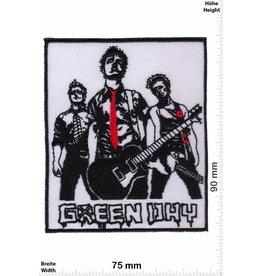 Green Day Green Day - schwarz weiss - Group