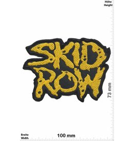 Skid Row  Skid Row - gold - Hard-Rock-/Hair-Metal-Band