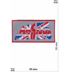 Arctic Monkeys  Arctic Monkeys - UK Union Jack