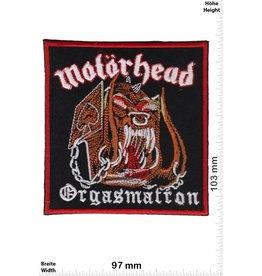 Motörhead Motörhead - Orgasmatron