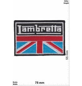 Lambretta Lambretta UK Union Jack
