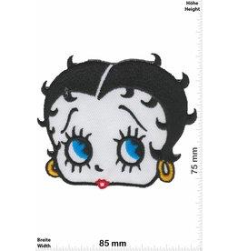 Betty Boop Betty Boop - face