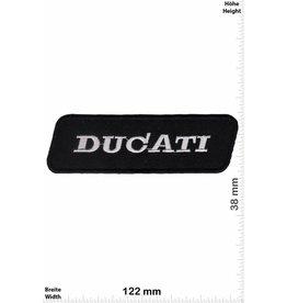 Ducati Ducati - schwarz silber