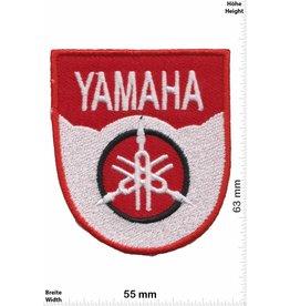 Yamaha Yamaha - rot silber