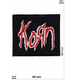 Korn Korn - schwarz rot -Metalband