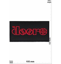 The Doors  The Doors- red - Rockband