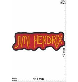 Jimi Hendrix Jimi Hendrix - red gold