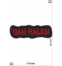 Van Halen Van Halen - red -Hard-Rock-Band
