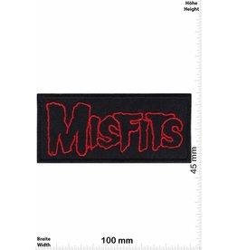 Misfit Misfits - red -  US-Punkband
