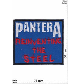 Pantera Pantera - blue - Reinventing the Steel - US Metal-Band