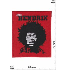 Jimi Hendrix Jimi Hendrix - red