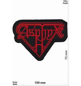 Asphyx Asphyx - red - Death-Doom-Band