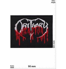 Obituary Obituary - blood - Death-Metal-Band