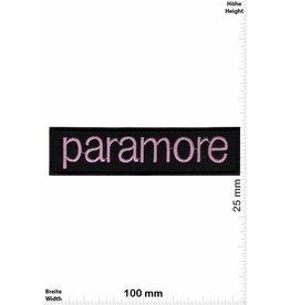 Paramore Paramore - neon pink -  Alternative-Rock-Band