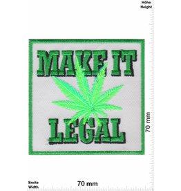 Marihuana, Marijuana Make it Legal - Marihuana
