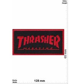 Thrasher Thrasher Magazine - red - Skater