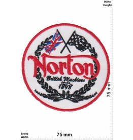 Norton Norton - British Machines - 1898
