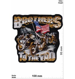 Biker Brothers to the end - USA