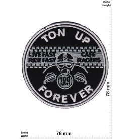 Cafe Racer Ton Up Forever