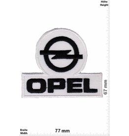 Opel Opel - schwarz weiss