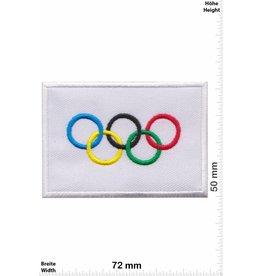 Olympische Spiele Olympische Spiele - Flagge